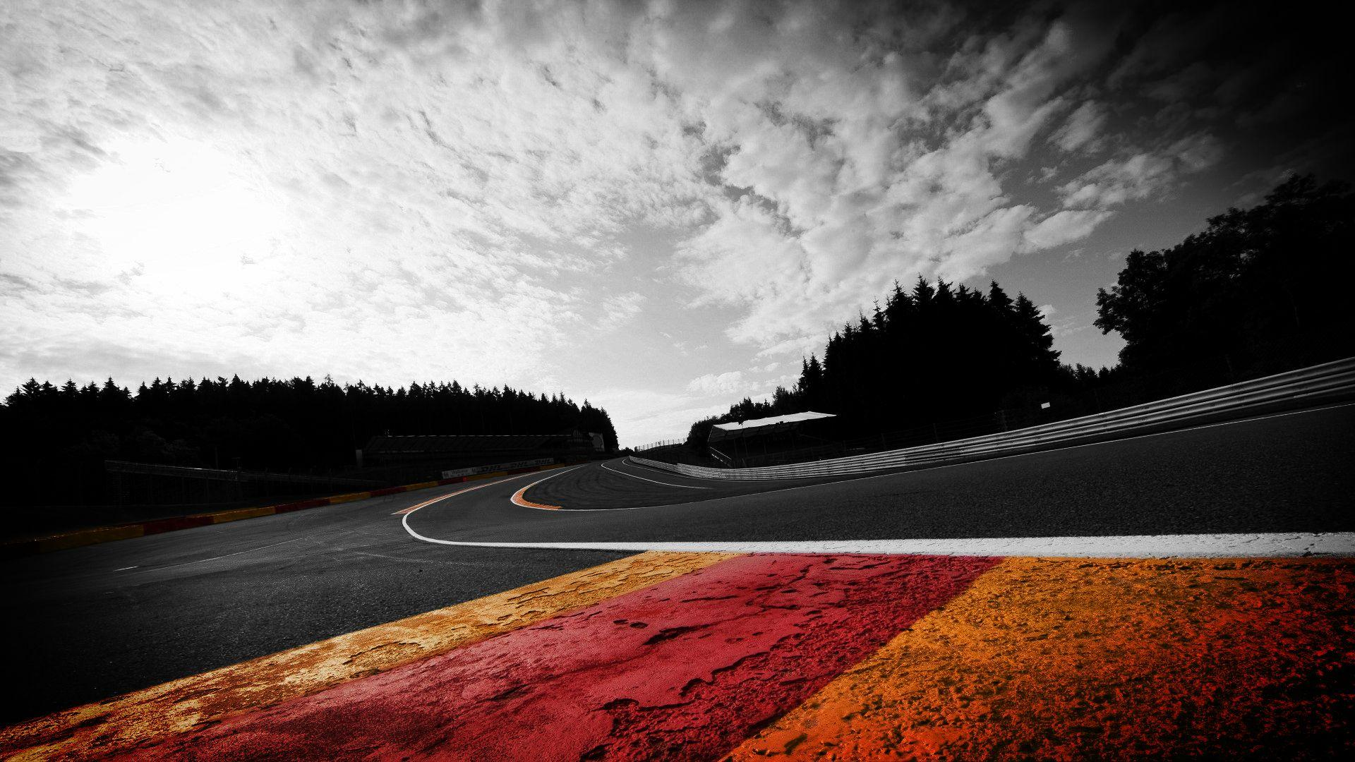 Some Original Content Eau Rouge Wallpapers